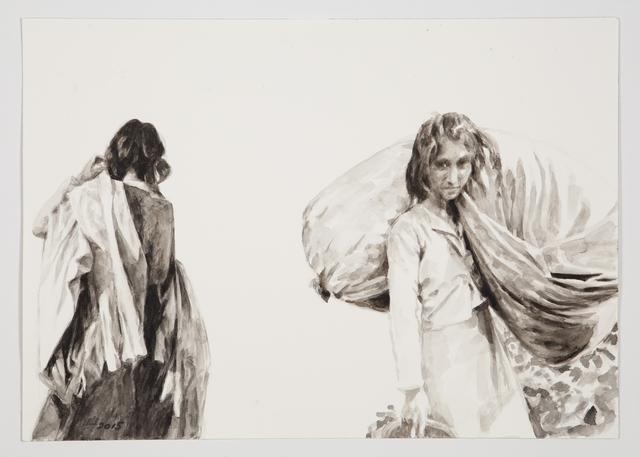 , 'Cotton Pickers,' 2016 , Nancy Hoffman Gallery