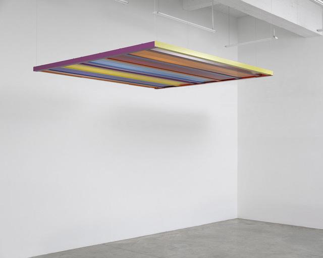, 'DOUBLE PROJECTION PLATFORM 1,' 2008, The FLAG Art Foundation