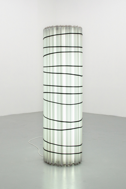 , '110 Fluorescent Lights,' 2017, Harlan Levey Projects