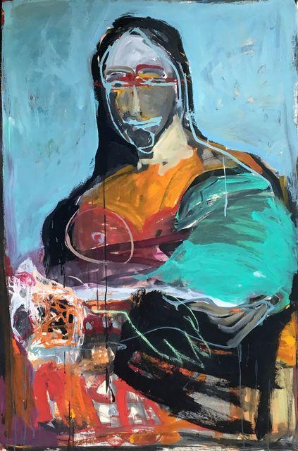 , 'Joconde I.,' 2013, Agnès Szaboova Gallery