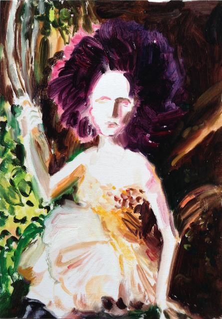 , 'Undergrowth XVI,' 2017, bo.lee gallery