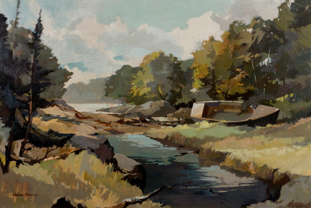 Laurence Sisson, 'North Country', 1952, Vose Galleries