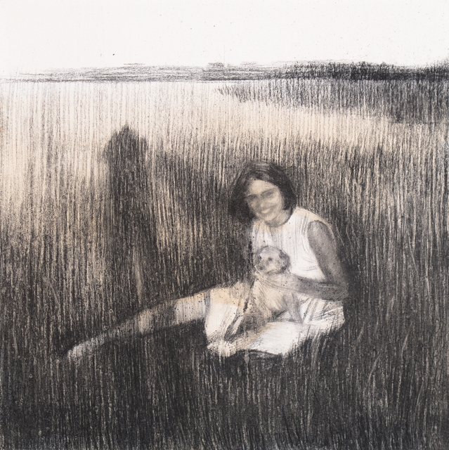 , 'Ma petite,' ca. 2017, Anquins Galeria