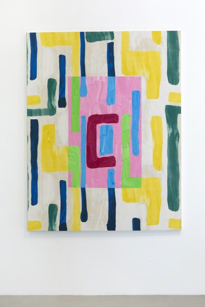 Act Scores Paint Troubling Picture For >> Bertrand Lavier Kamel Mennour Artsy