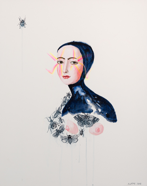 , 'Insects ,' 2018, David Lusk Gallery