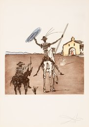 The Impossible Dream, from Historia de Don Quichotte de la Mancha