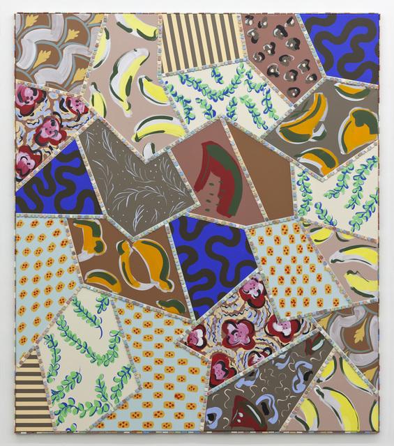 , 'Solo Pintura II,' 2018, Barbara Gross