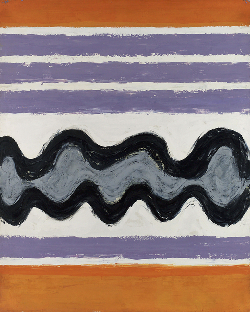 , 'Riviera I (No. 1),' 1959, Berry Campbell Gallery