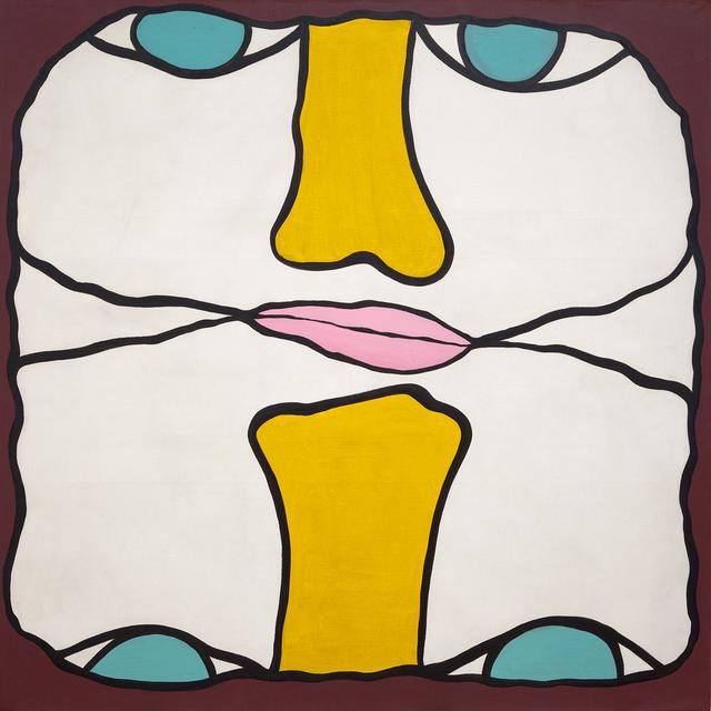 , 'Tete-a-Tete,' 1970, Jane Lombard Gallery