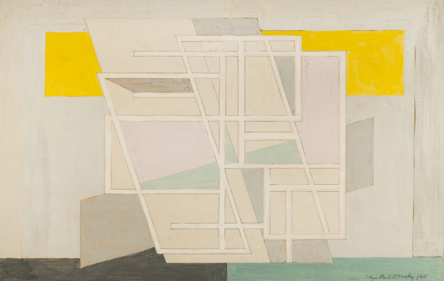 , 'Untitled (IB 599),' 1945, ACA Galleries