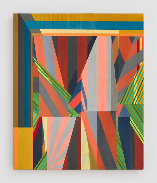 , 'Court,' , Rachel Uffner Gallery