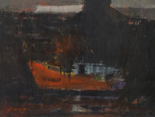 , 'New York Harbor ,' 1999, Gallery Jung