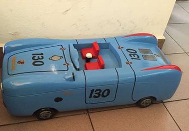 Porsche 55 (James Dean Car)