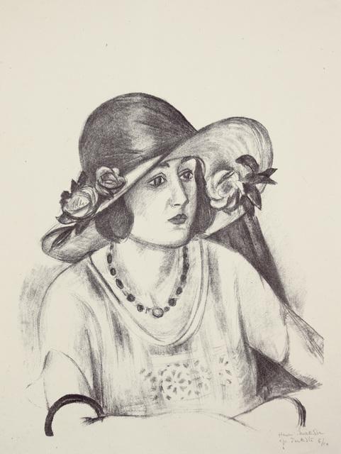 , 'La capeline de paille d'Italie,' 1923, Marlborough Gallery