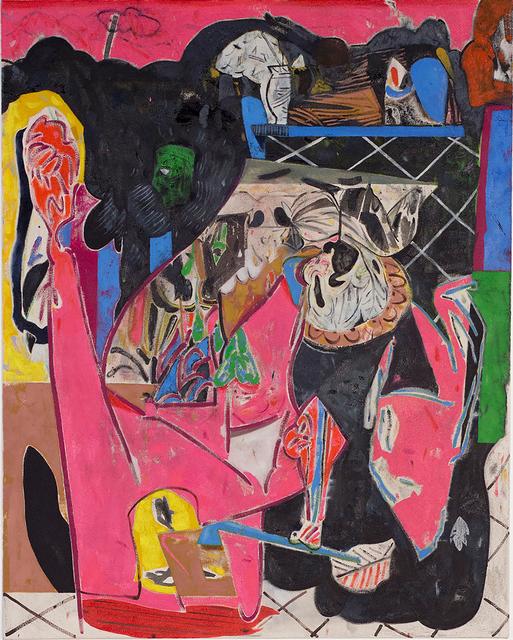 , 'Room for Voodoo,' 2015, Denny Dimin Gallery