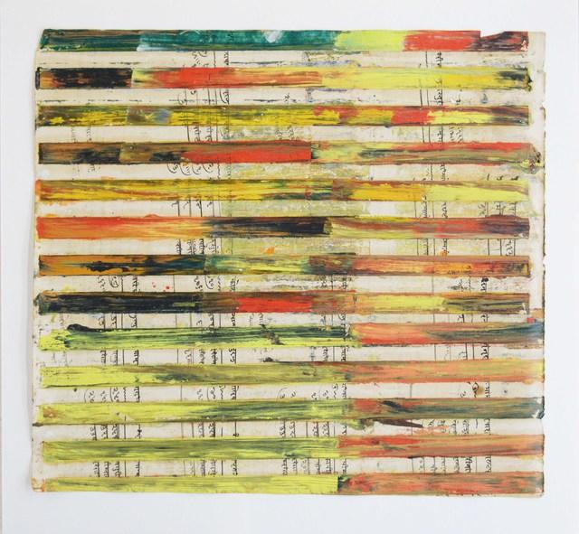 , 'Stripes No Stars 5,' 2019, Gaa Gallery