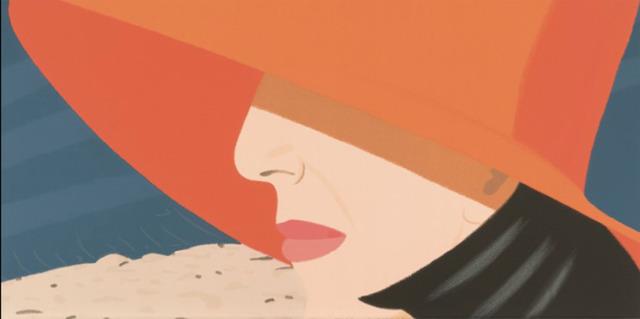 , 'Orange Hat,' 1990, Oliver Cole Gallery