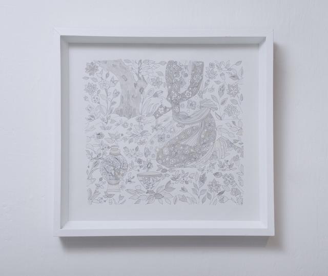 , 'In the Garden,' 2011, Zilberman Gallery