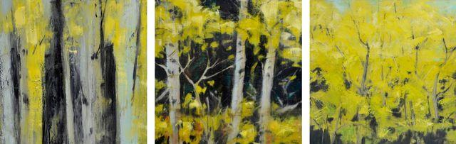 , 'May Aspens,' 2012, Abbozzo Gallery