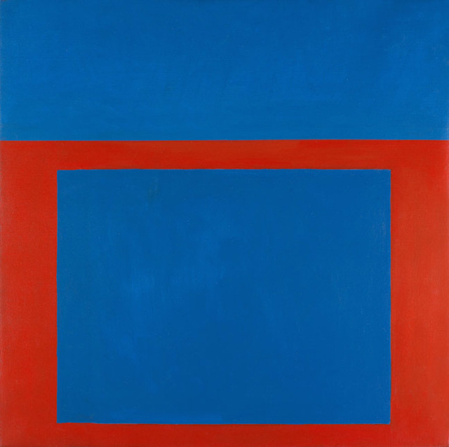 , 'Cool Series No. 7 (Square Shooter),' 1961-1963, Berry Campbell Gallery