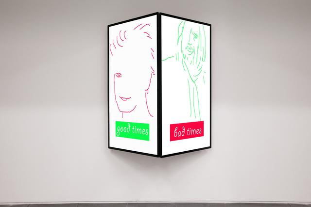 , 'Good Times Bad Times,' 2018, de Sarthe Gallery