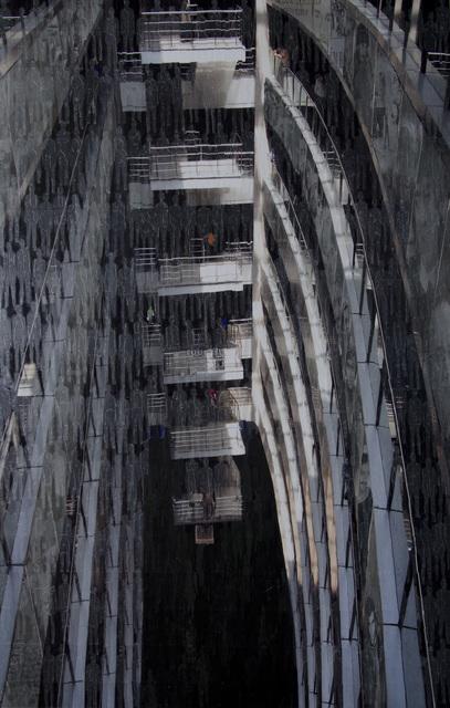 , 'Justice Palace II,' 2014, Zilberman Gallery