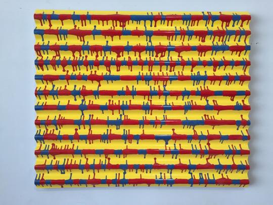 Jonathan Anzalone, 'Splat', 2015, Sienna Patti Contemporary