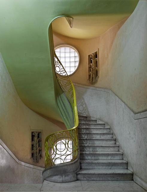 , 'Deco Stairwell #2, Havana,' 2014, Edwynn Houk Gallery