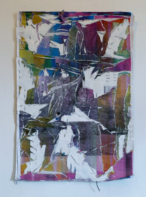, 'Futurepastpresent,' 2012, Geary Contemporary