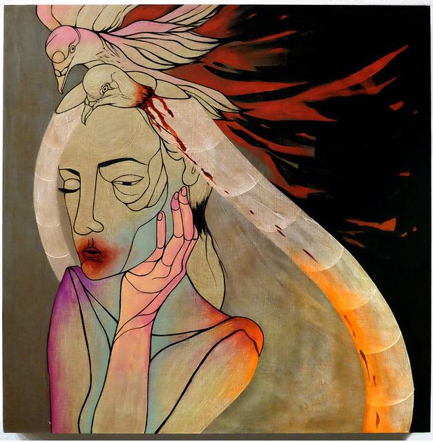 , 'Pigeon Bride,' 2013-2014, ANNO DOMINI
