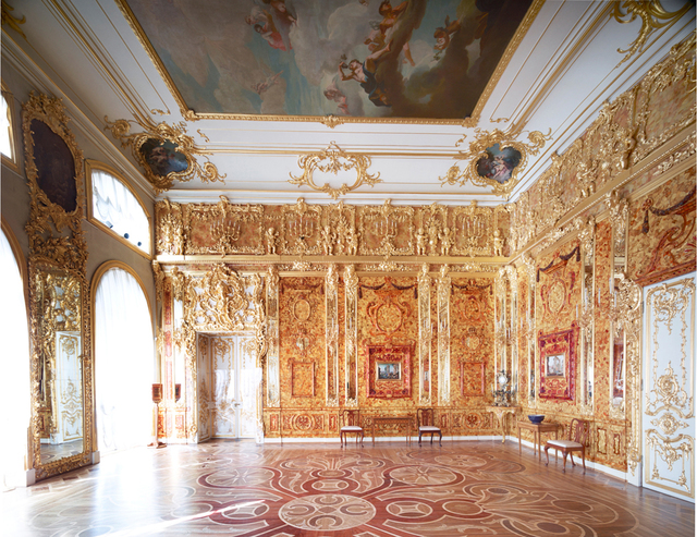 , 'Catherine Palace Pushkin St. Petersburg I 2014,' 2014, Ben Brown Fine Arts