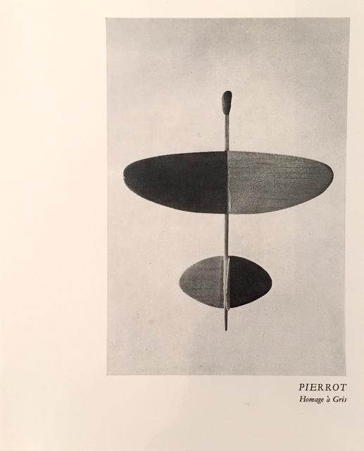 , 'Pierrot,' 1975, Linn Lühn