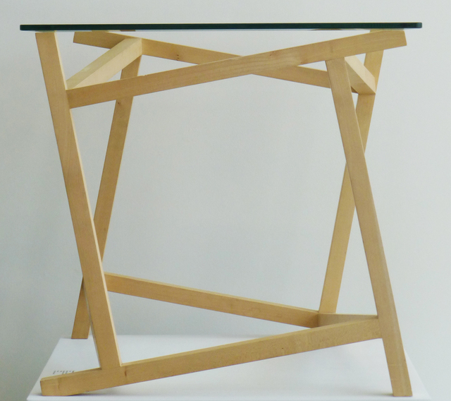 ", 'Coffee Table / Prototype / Marked ""R""/ Edition of 50,' , Ranivilu Art Gallery"