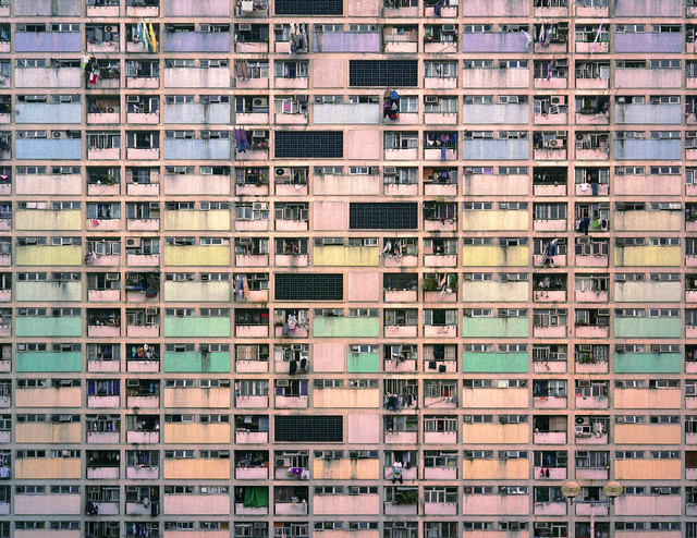 Michael Wolf, 'Architecture of Density #8a', 2005, Bruce Silverstein Gallery