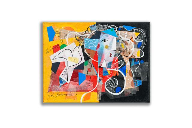 Yoël Benharrouche, 'Le Langage du vide ', 2019, Eden Fine Art