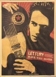 Shepard Fairey, 'Let Fury', 2013, DIGARD AUCTION