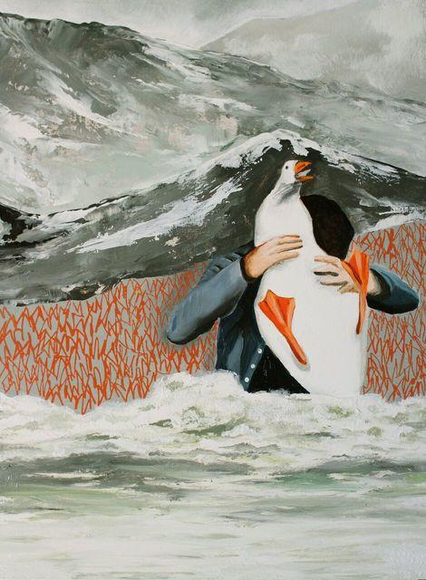 , 'Sacred Geese of Juno,' 2016, Ro2 Art