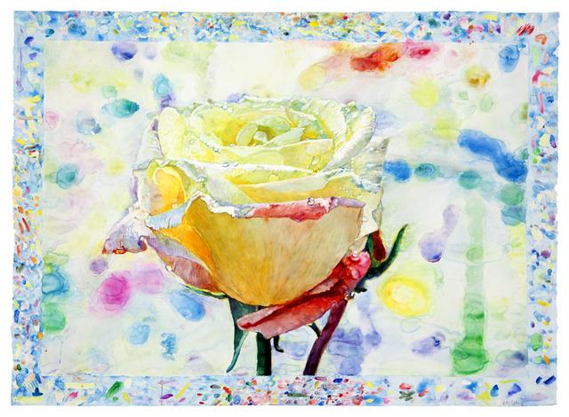 , 'La Rose D'Ariane,' 2014, Nancy Hoffman Gallery
