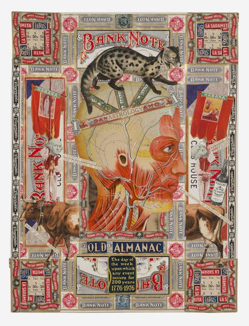 , 'Old Almanac,' ca. 1920–1950, Fleisher/Ollman