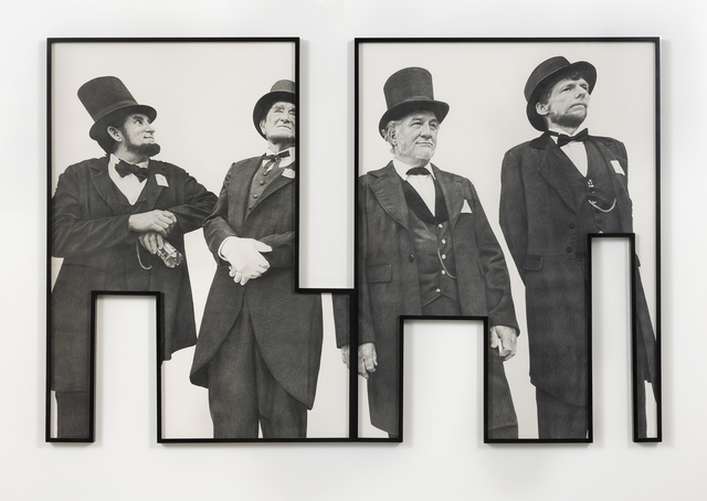 Karl Haendel, 'Theme Time - President's Day', 2013, Wilding Cran Gallery