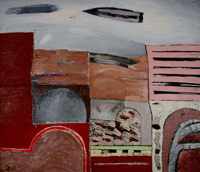 , 'Mosque,' 1982, Sragow Gallery
