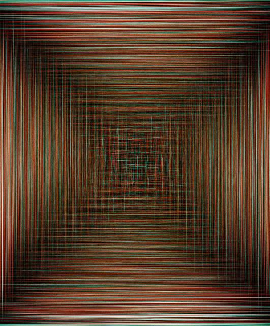 , 'Symmetrium #9,' 2009, Bryce Wolkowitz Gallery