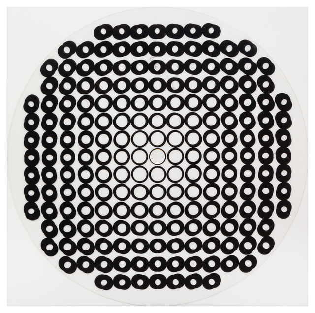 Victor Vasarely, 'Tuz', 1970, Print, Acrylic on plexiglass and perspex, Hindman