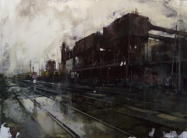 , 'Engine 1,' 2018, Abend Gallery