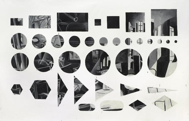 , 'Cover 04,' 2013, Galleria Continua