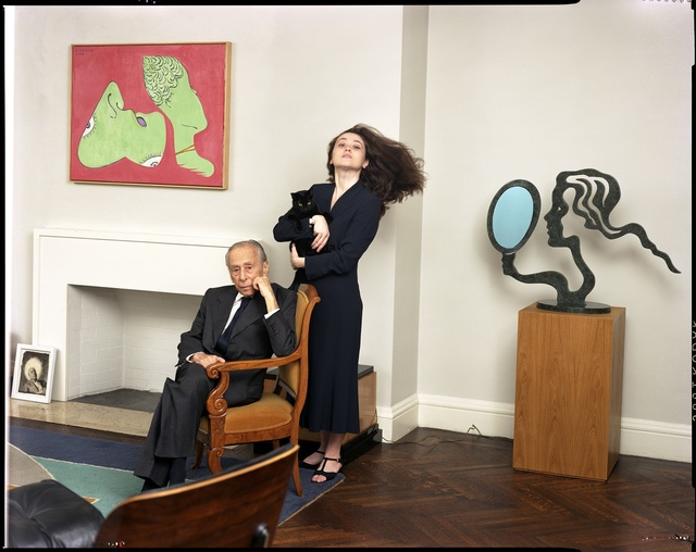 , 'Mr. and Mrs. Leo Castelli, W Magazine,' 1998, Paul Kasmin Gallery