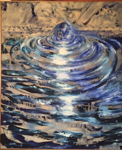 Rómulo Macció, 'Inundados', 1983, Vasari