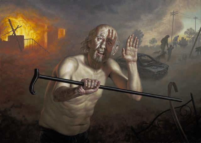 , 'Anchises Lost,' 2009, Gregorio Escalante Gallery