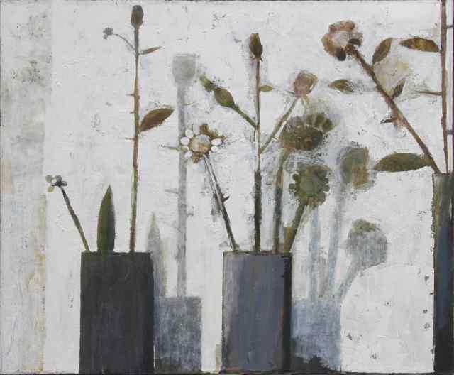 , 'Flowers,' 2016, Vanda Art Gallery