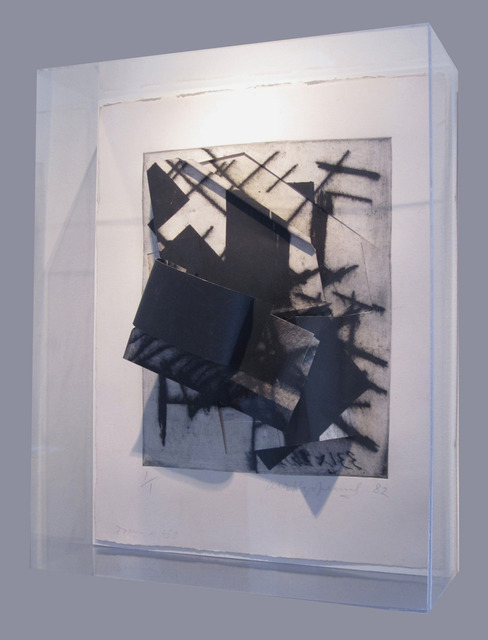 , 'Construction 452,' 1982, Robert Brown Gallery